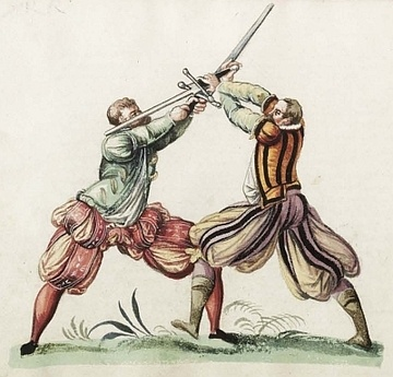 Adorea Longsword Duel – The Order of the Red Lynx